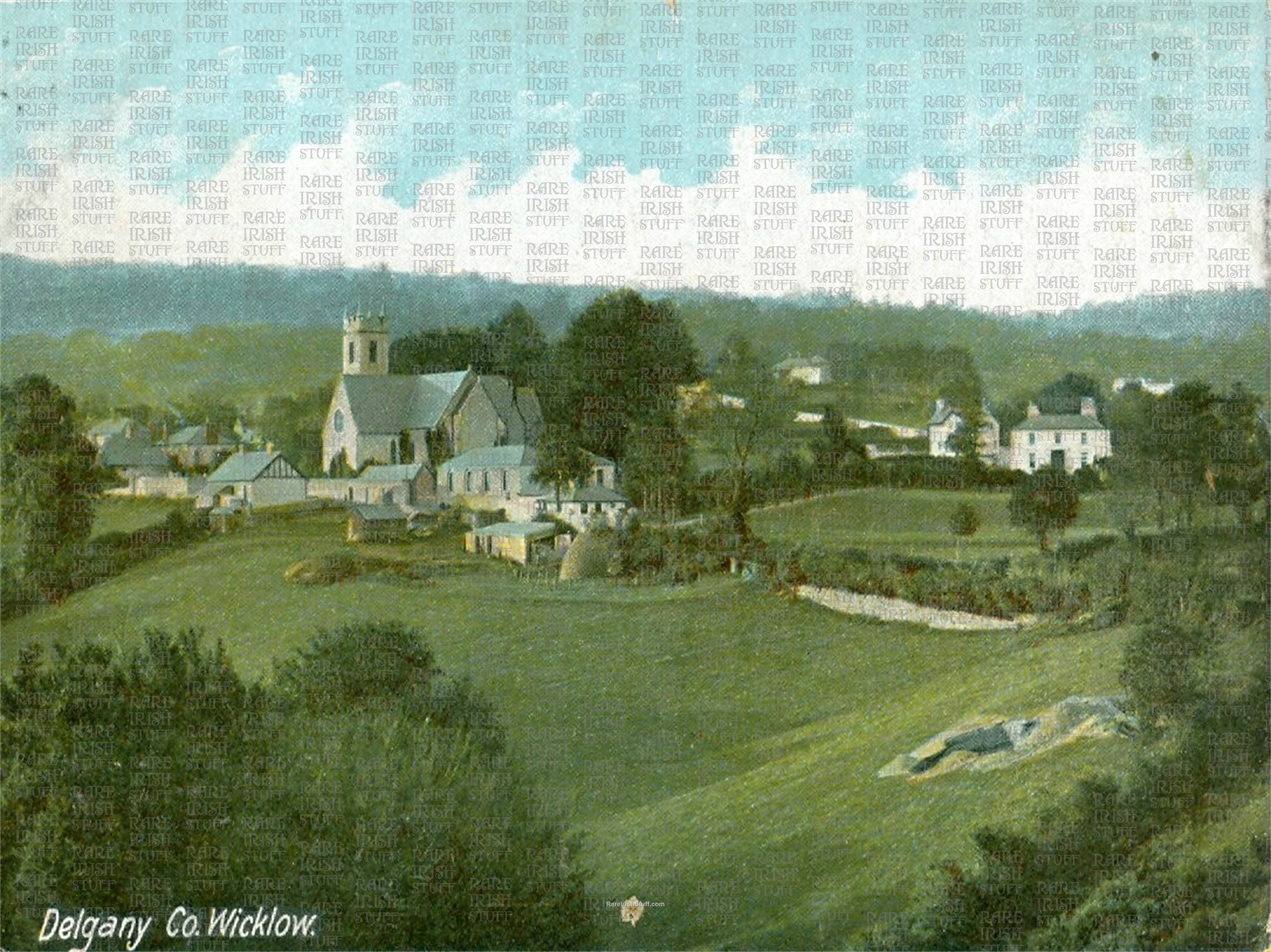 Delgany   Co  Wicklow 1895  Thumbnail0