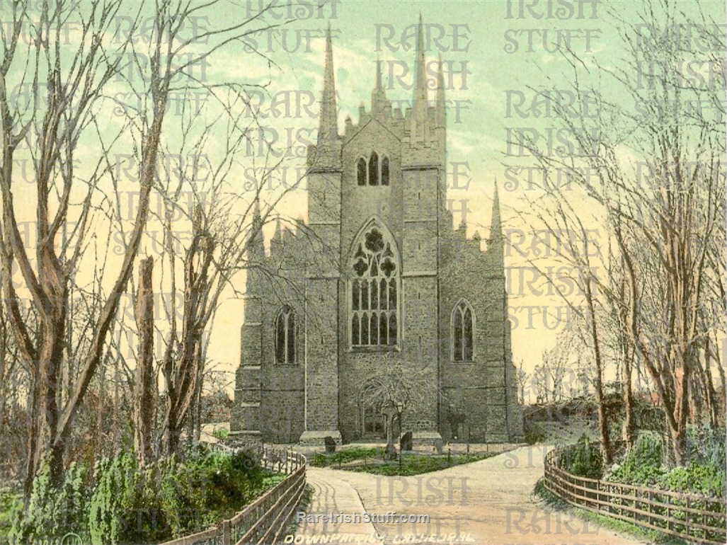 Downpatrick  Cathedral   Downpatrick   Co.  Down1905  Thumbnail0