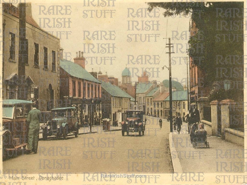 Main  St   Donaghadee   Co.  Down 1930  Thumbnail0